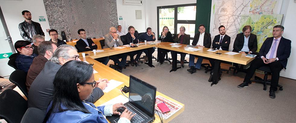 Ippuc apresenta projetos ao Conselho Administrativo