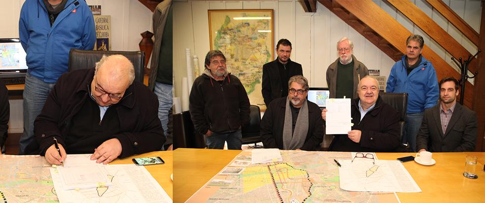 Greca encaminha finalização do trecho norte da Linha Verde