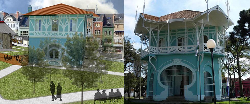 Belvedere do São Francisco será restaurado com recursos de potencial construtivo