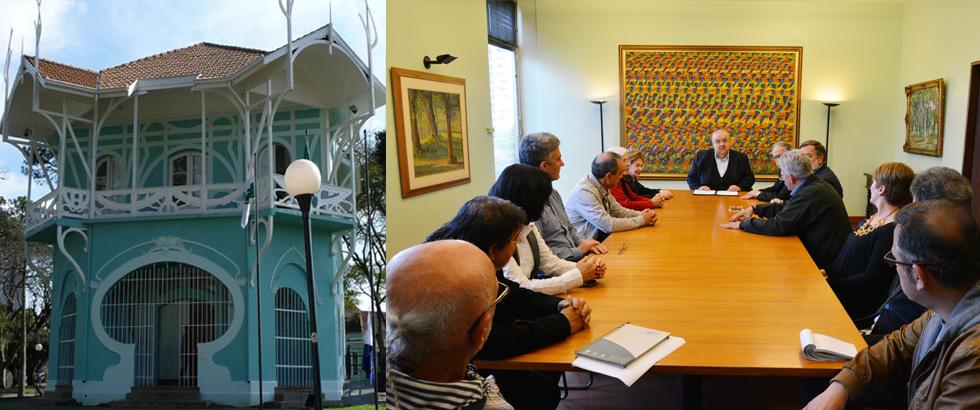 Prefeitura transfere recursos do potencial construtivo para restauro do Belvedere