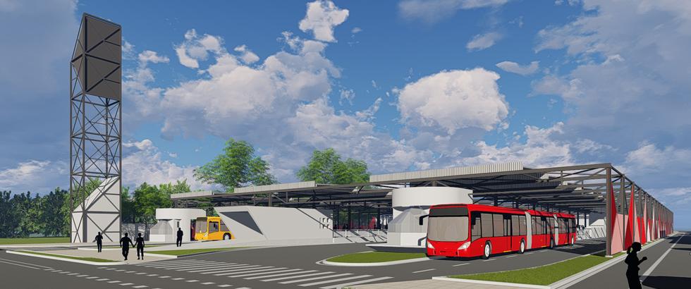Hauer, Campina do Siqueira e Tatuquara terão novos terminais de ônibus