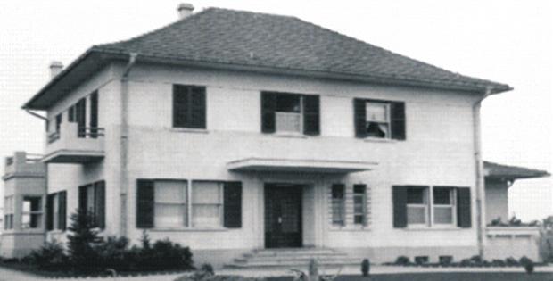 Casa Möller, sede do IPPUC