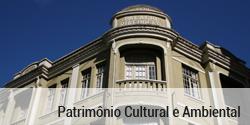 Patrimônio Cultural e Ambiental