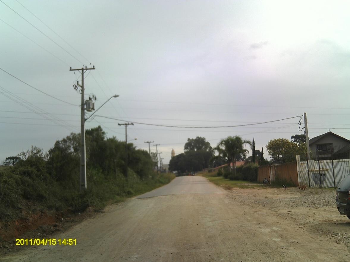 Rua Eduardo Pinto da Rocha - antes