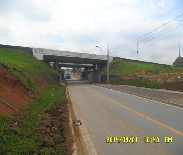Rua Eduardo Pinto da Rocha - depois trincheira
