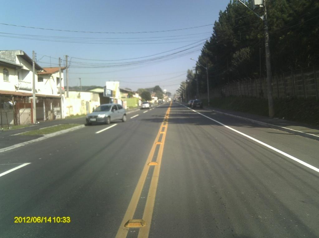 Rua Des. Antonio de Paula - depois