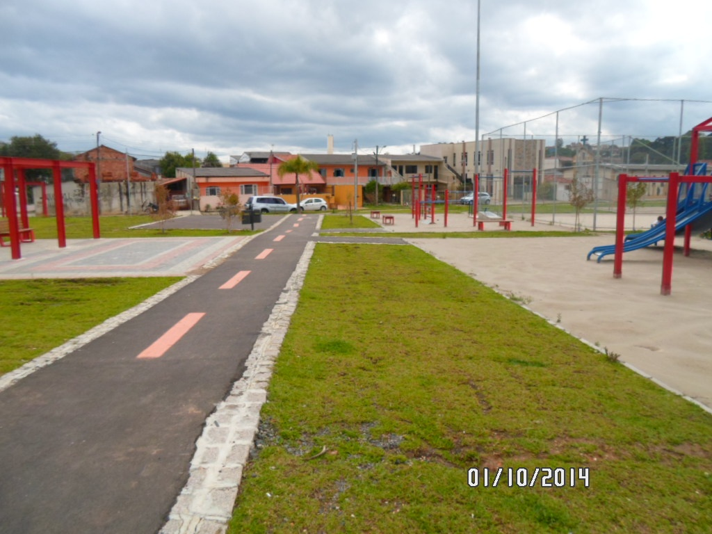 Parque Linear do Rio Barigui - Vila Rigoni - depois