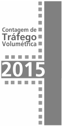 Imagem contagens de tráfego 2015