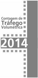 Imagem contagens de tráfego 2014