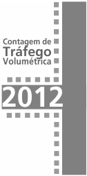 Imagem contagens de tráfego 2012