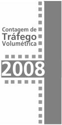 Imagem contagens de tráfego 2008