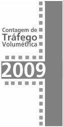 Imagem contagens de tráfego 2009
