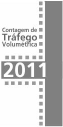 Imagem contagens de tráfego 2011