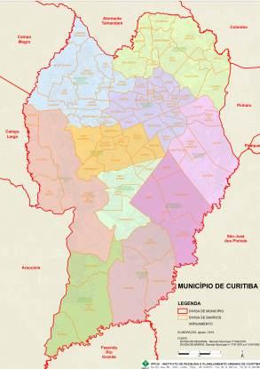 políticos - adm regionais bairros arruamento