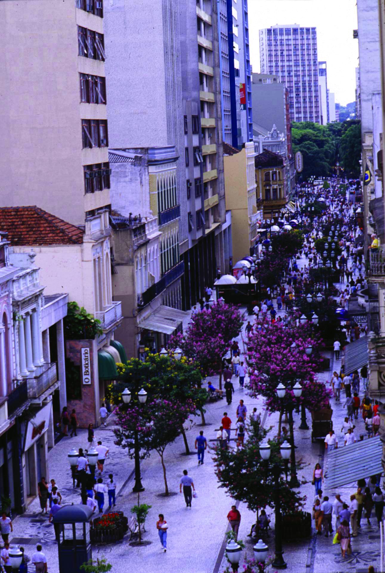 Rua XV de Novembro, 2002
