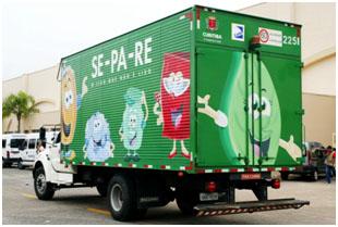 Caminhão do Lixo que não é lixo
