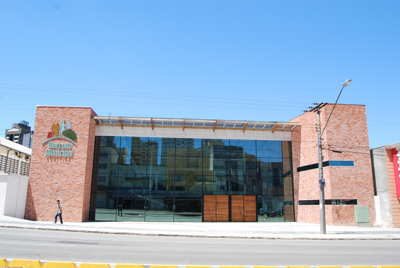 Nova ala do Mercado Municipal, 2012