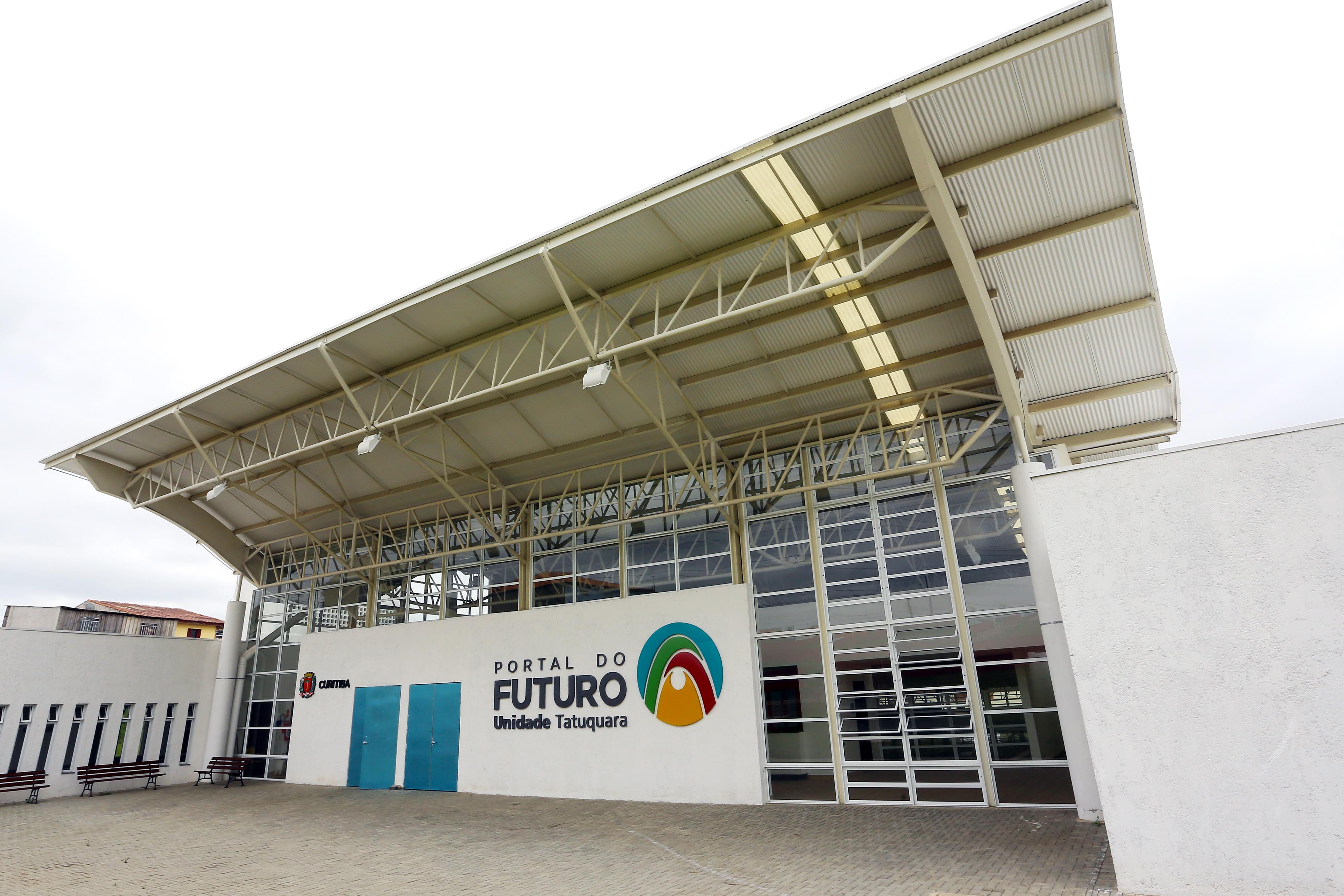 Portal do Futuro - fachada